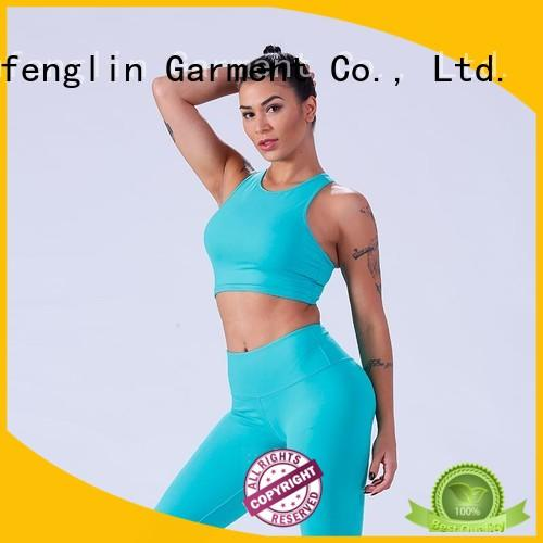 womens custom sports bra yoga wear for training house Yufengling
