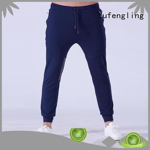 fashion mens jogger pants wear for track yoga room