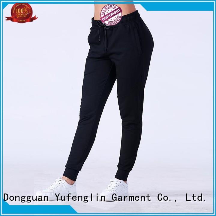 Yufengling newly jogger sweatpants gym shorts