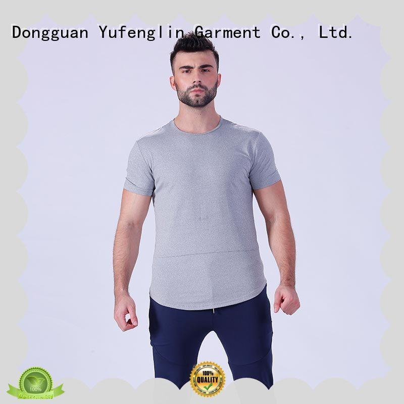 men's fashion t shirts tee training Yufengling Brand best t shirts for men