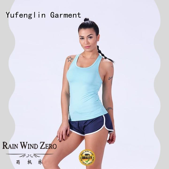 female tank top tank yoga wear for trainning