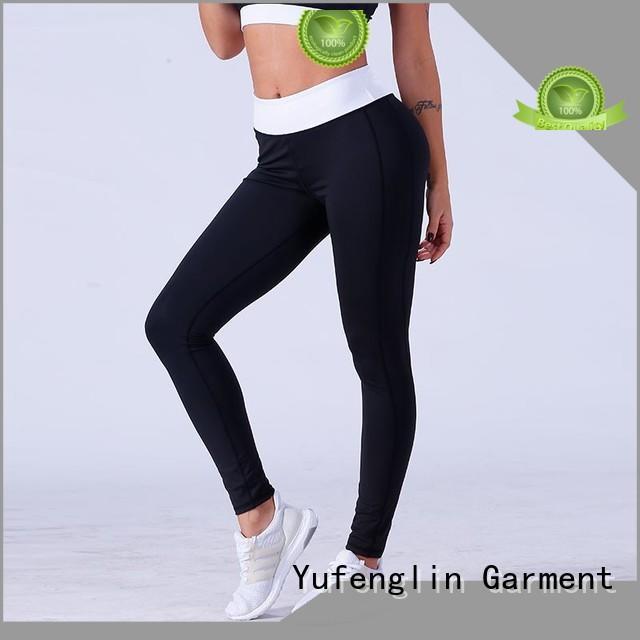 Yufengling yogawear high waist leggings in different color yoga room