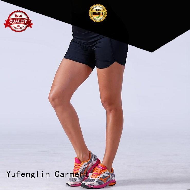 gym training shorts womens in different color for training house Yufengling