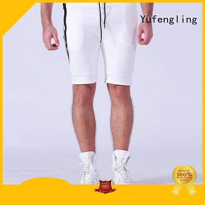 Yufengling shorts sports shorts for men factory