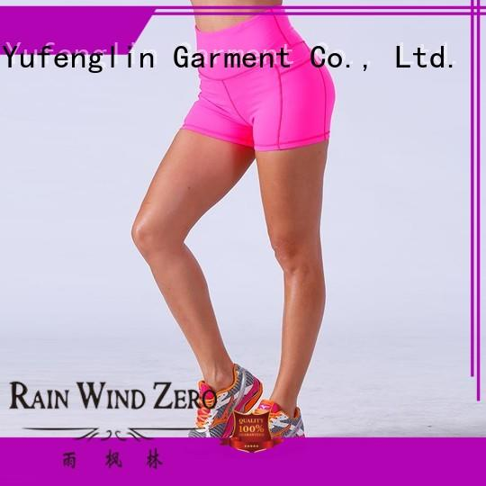 Yufengling magnificent womens sports shorts yoga wear suitable style