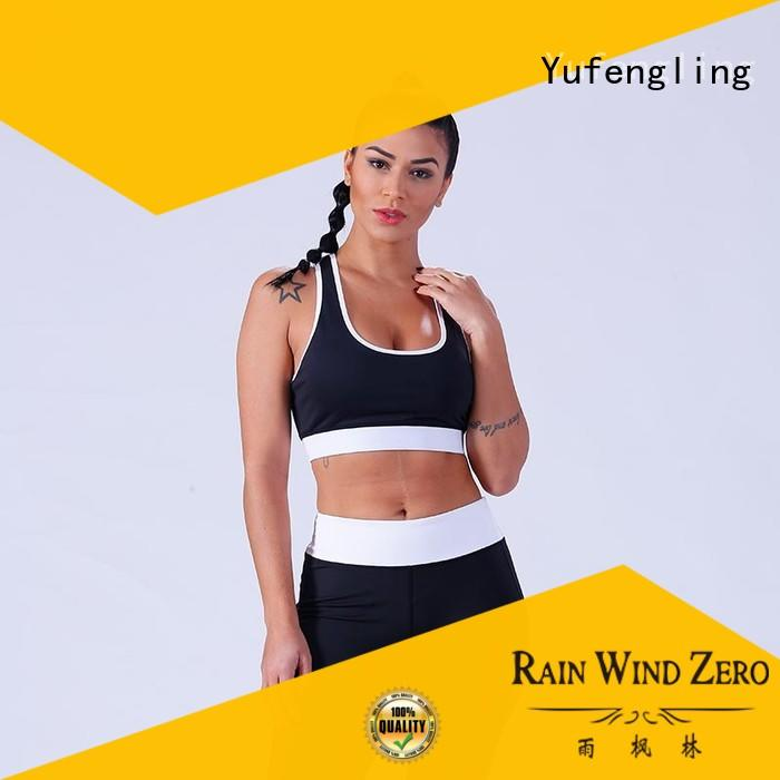 Yufengling new-arrival best sports bra workout