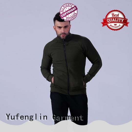 fine- quality stylish hoodies for men perfectly matching for training house Yufengling