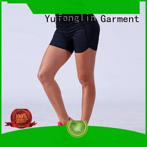 Yufengling bodybuilding womens workout shorts wholesale exercise room