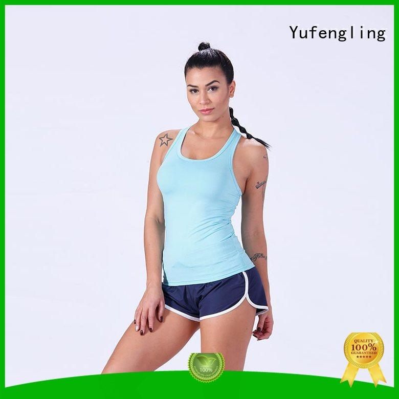 Yufengling tank female tank top fitting-style for training house