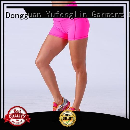 exquisite athletic shorts womens sports o-neck suitable style