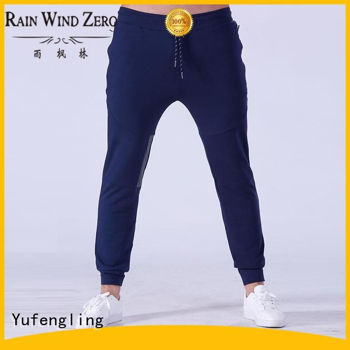 Yufengling stable mens joggers simple designs fitness centre