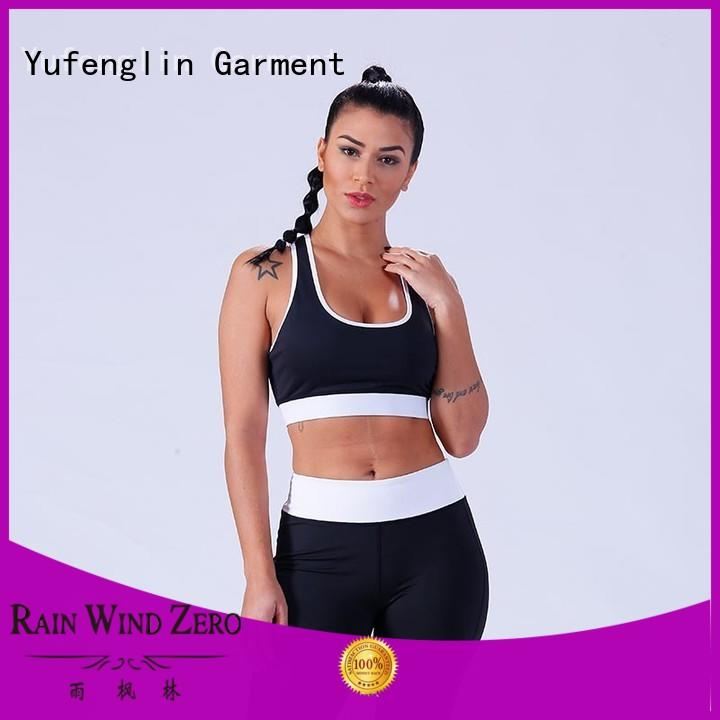 Yufengling high-quality sports bra for running top gymnasium