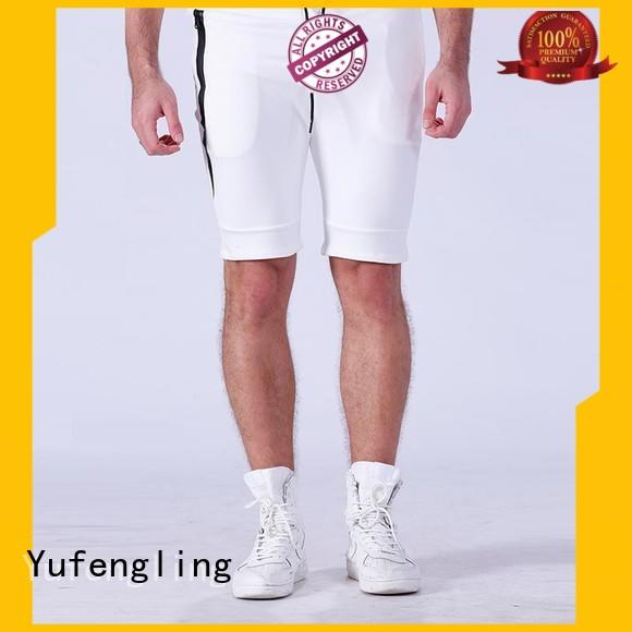 Yufengling high-quality sports shorts for men for-mens yoga room