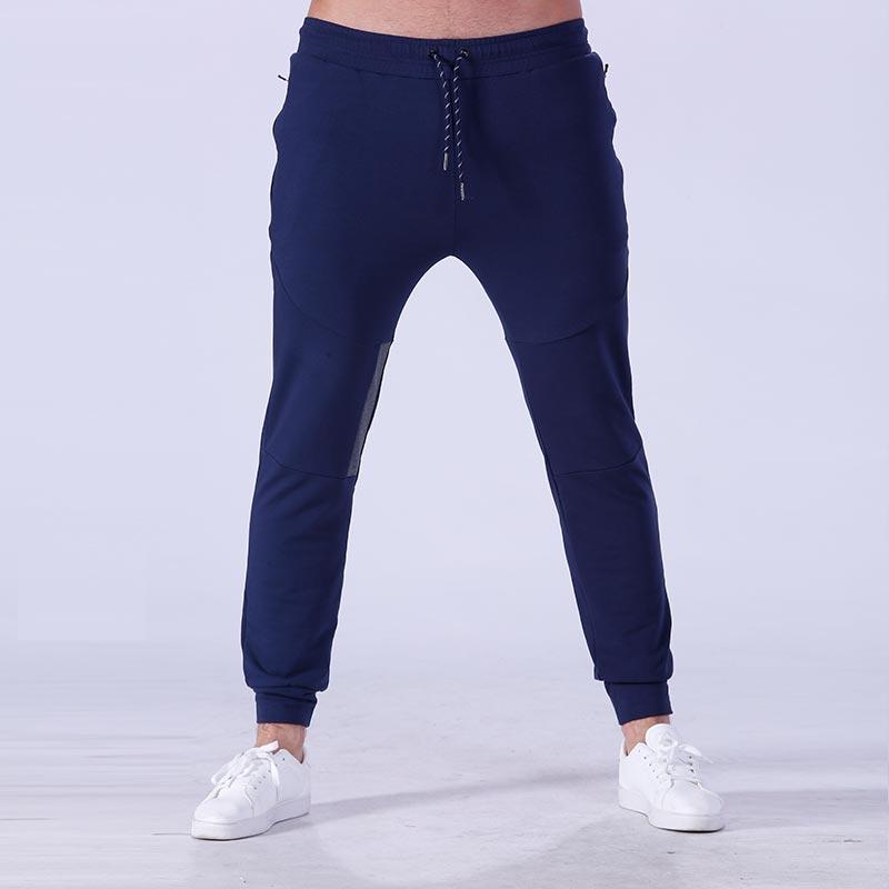Mens gym fitness wear slim fit sweatpants joggers  YFLJGM01