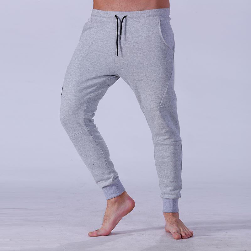 Wholesale gym sports mens cargo sweatpants joggers   YFLJGM02