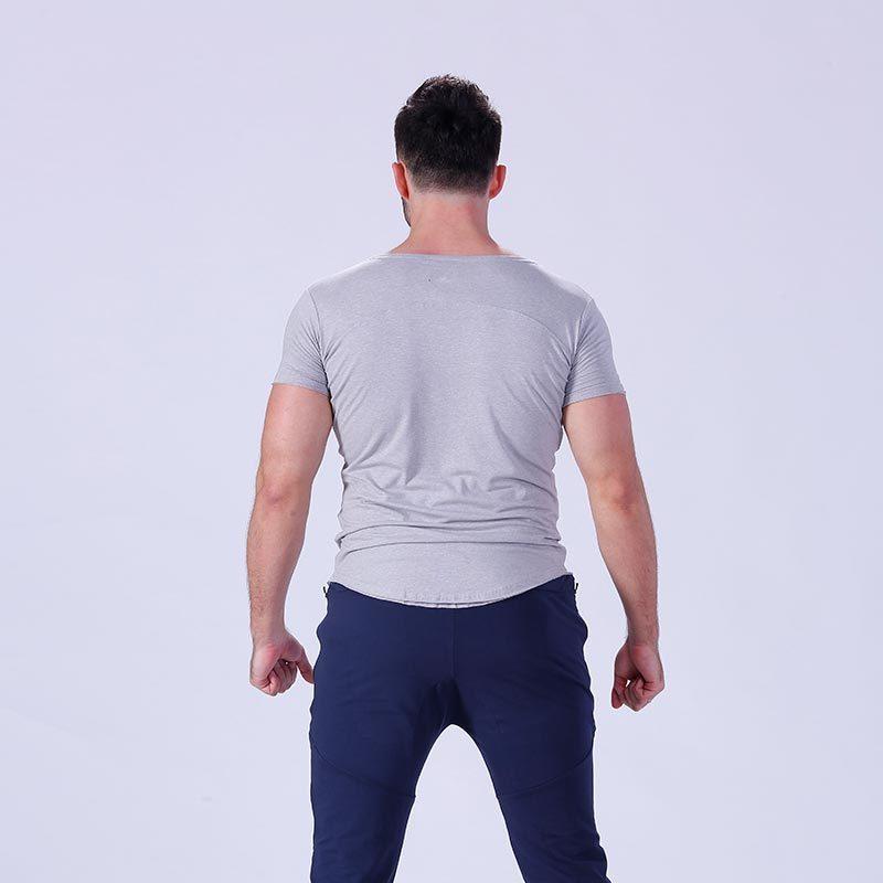 reliable plain t shirts for men new wholesale yoga room