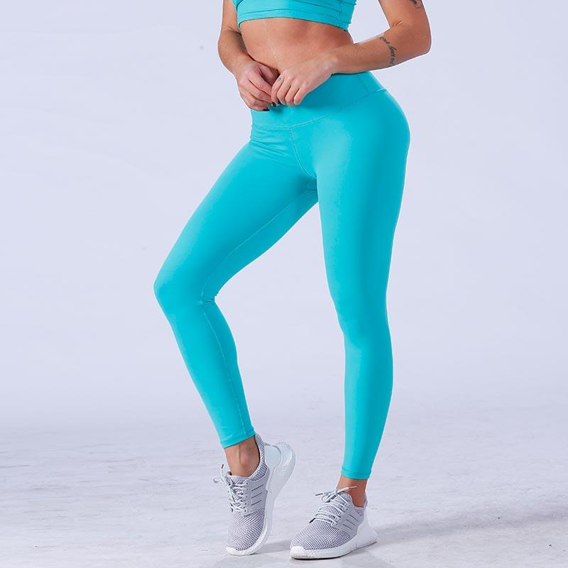 Women fitness yogawear gym leggings YFLLGW01