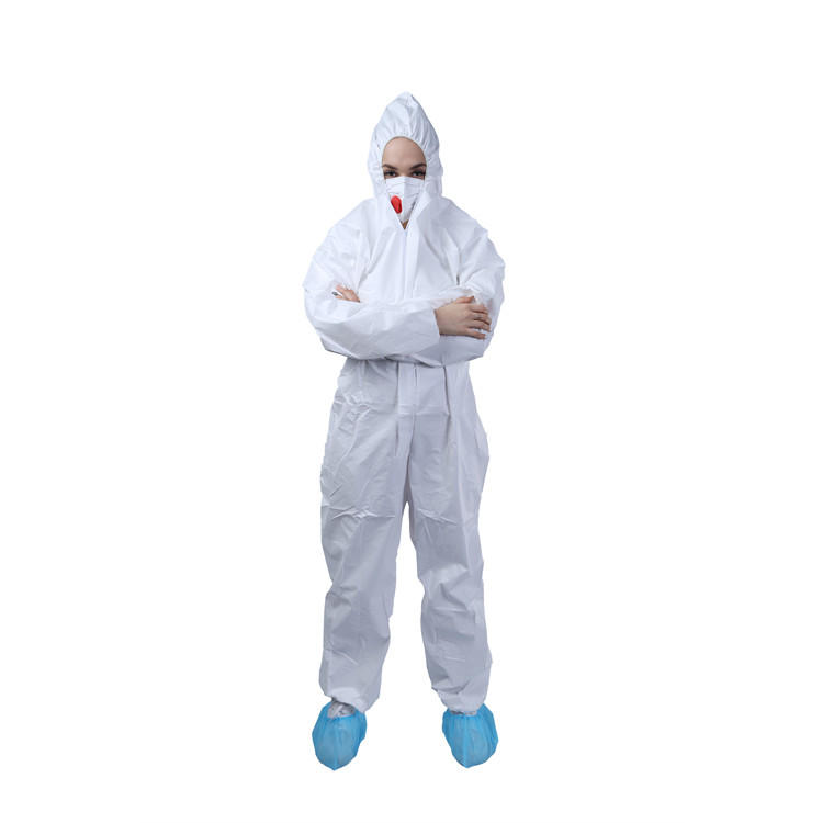 on stock fast shipping protective coverall Gown