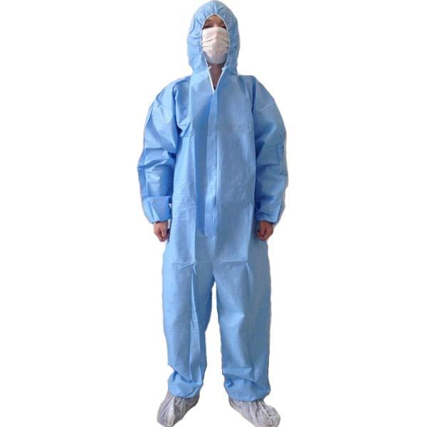on stock fast shipping disposable sterile gown