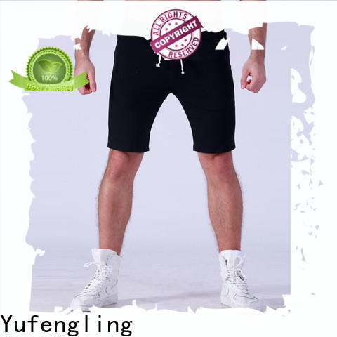 Yufengling blank mens workout shorts wholesale fitness centre