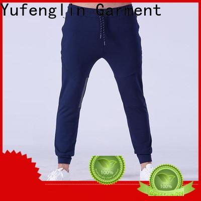 Yufengling gym best jogger pants mens breathable fitness centre