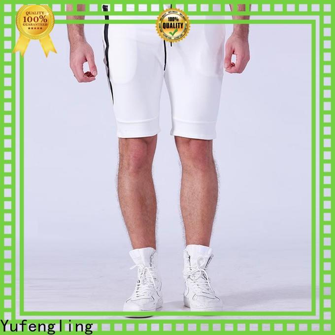 Yufengling stable mens athletic shorts supplier fitness centre