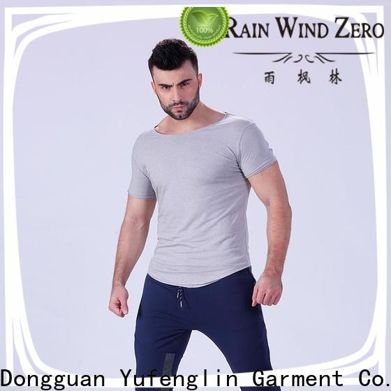Yufengling sports best t shirts for men supplier in gym