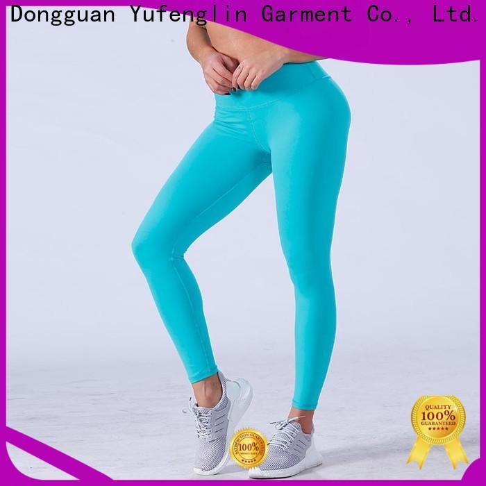 Yufengling fitness seamless leggings fitness customization