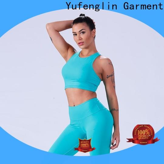 Yufengling popular best sports bra yoga wear fitness centre
