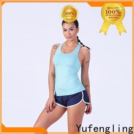 Yufengling ladies tank tops fitness suitable style