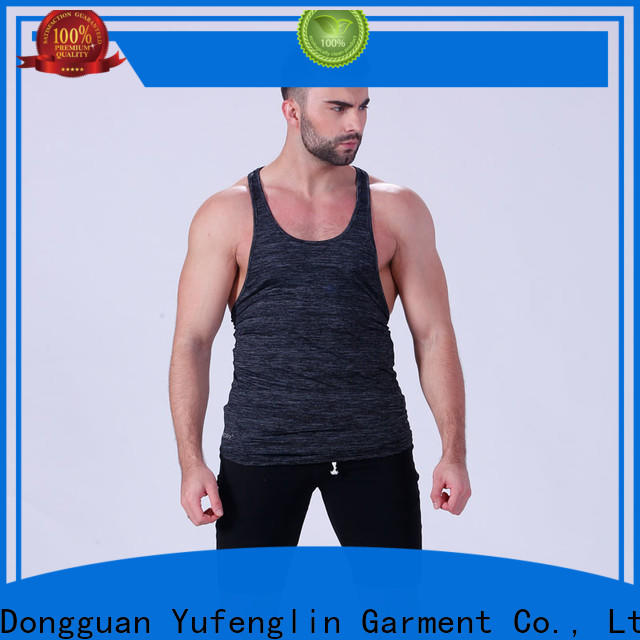 Yufengling stringer gym tank top casual-style