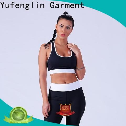 Yufengling custom sports bra wholesale workout