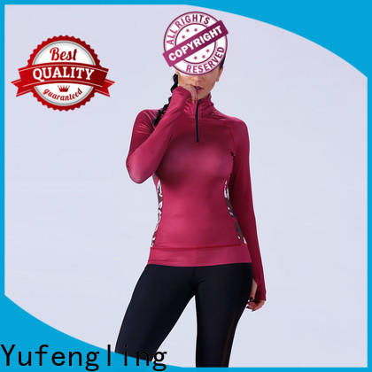 Yufengling magnificent gym t shirts for ladies manufacturer for training house