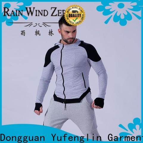 hot-sale mens hoodie hoodie body shape for sports