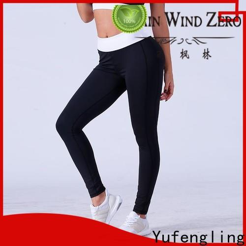Yufengling yfllgw01 workout leggings fitness customization