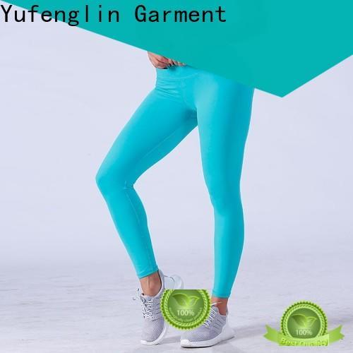 Yufengling yogawear high waist leggings wholesale for training house