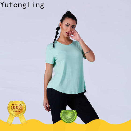 Yufengling lovely best t shirt design for-womans for training house