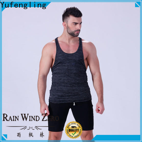 Yufengling gym gym tank top sports-wear in gym