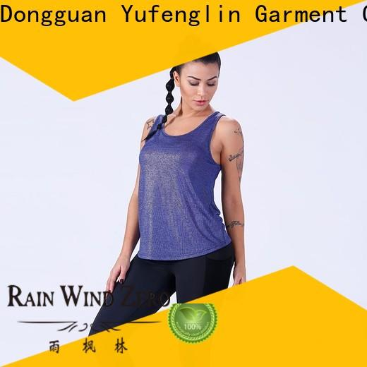 Yufengling newly female tank top fitness workout
