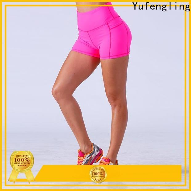 Yufengling comfortable athletic shorts womens for-womans yoga room