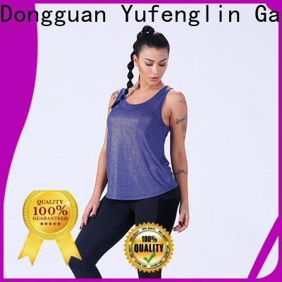 alluring ladies tank tops female yoga wear for trainning