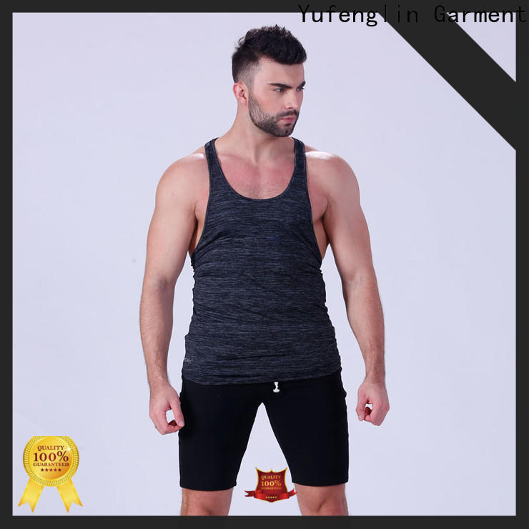 Yufengling newly bodybuilding tank tops casual-style for training house