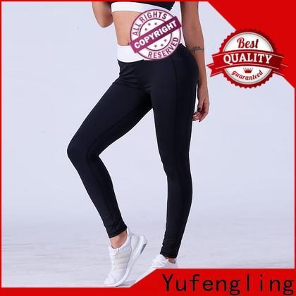 Yufengling gym seamless leggings for-running workout