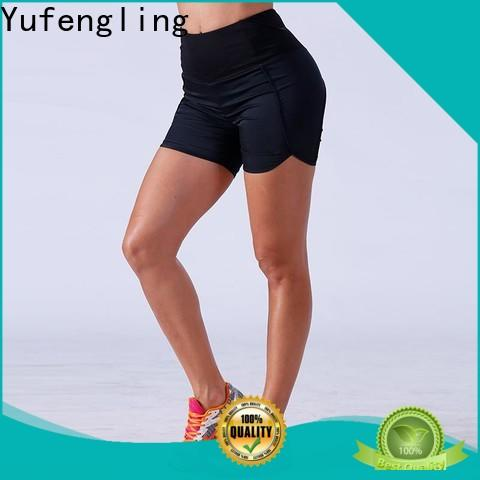 exquisite womens workout shorts fitness sporting-style colorful