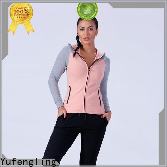 stylish ladies sweatshirts hoodie casual-style yoga room