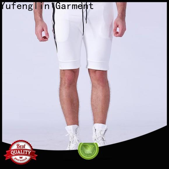 Yufengling high-quality mens workout shorts supplier