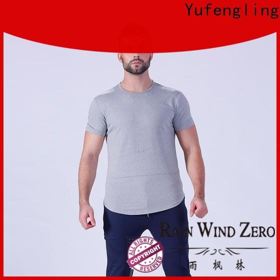 new-arrival workout t shirts mens gym factory