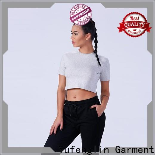 exquisite gym t shirts for ladies matching fitting-style suitable style