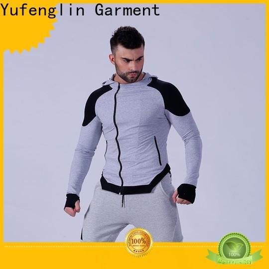 Yufengling new-arrival best hoodies for men for men gymnasium