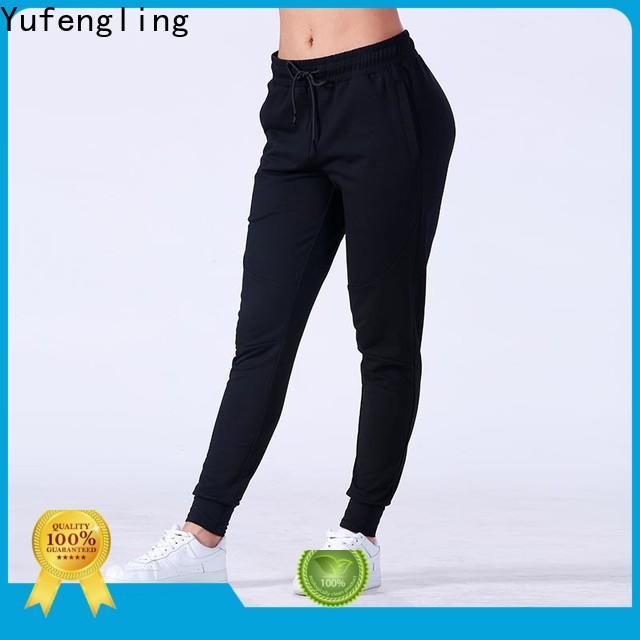 Yufengling women jogger sweatpants manufacturer